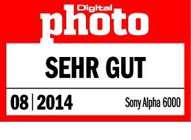 Test: Sony Alpha 6000