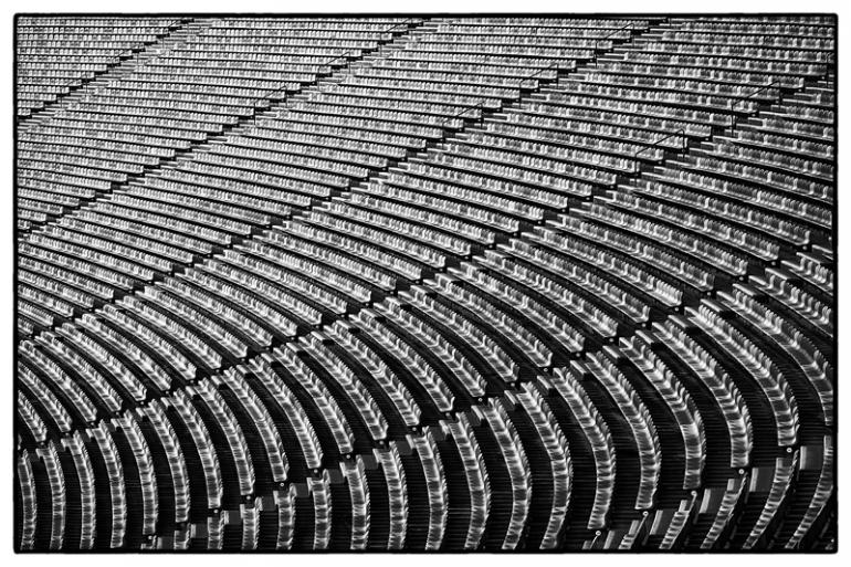 Platz 8: Stadionbogen