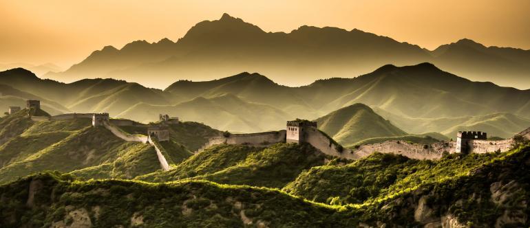 2. Platz: Große Mauer