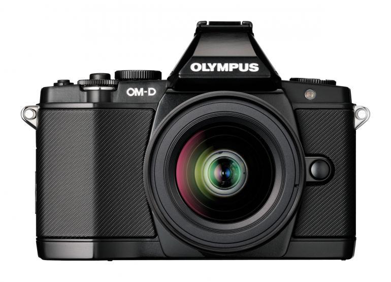 5. Gewinn: Olympus OM-D inkl. 12-50mm und Batteriegriff