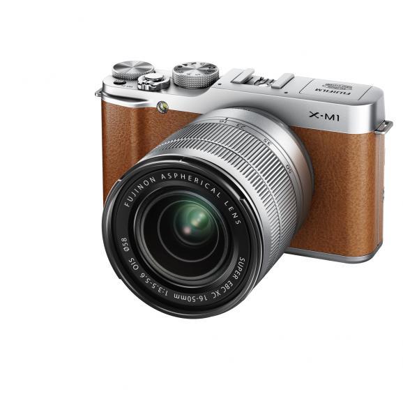 7. Gewinn: Fujifilm X-M1