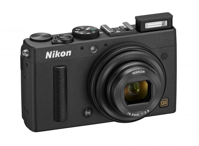 8. Gewinn: Nikon Coolpix A