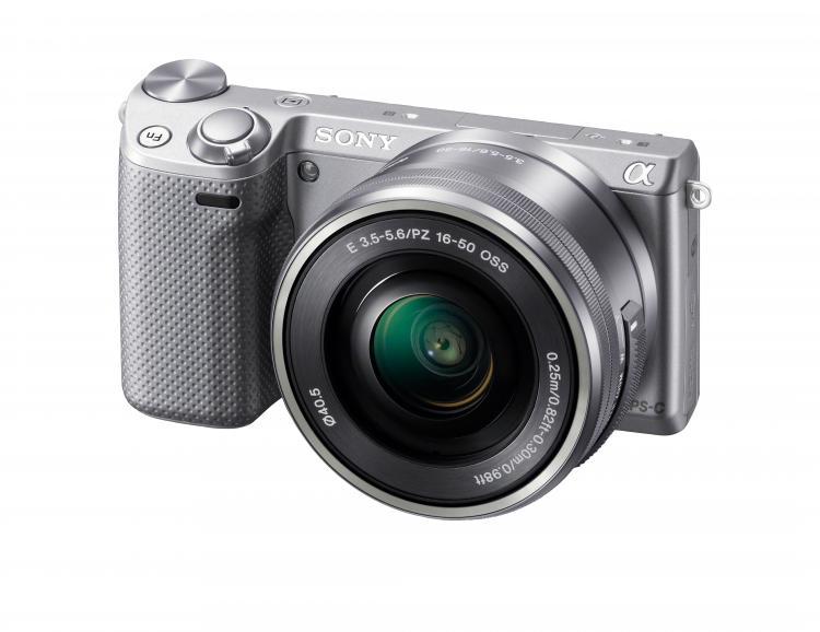 9. Gewinn: Sony NEX-5T