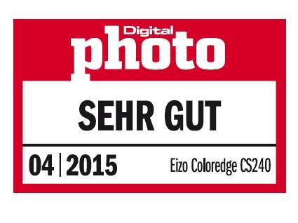 DigitalPHOTO-Urteil: Sehr Gut