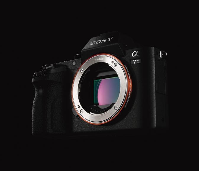 Alpha 7 II von Sony
