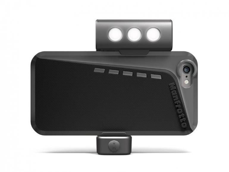 Manfrotto KLYP+ vereint iPhone-Schutzhülle und Objektiv-System in einem