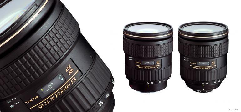 Sowohl für Canon, als auch für Nikon-Kameras ist das Tokina-Vollformat-Objektiv zu einem Preis von 1099 Euro (UVP) ab August 2015 lieferbar.