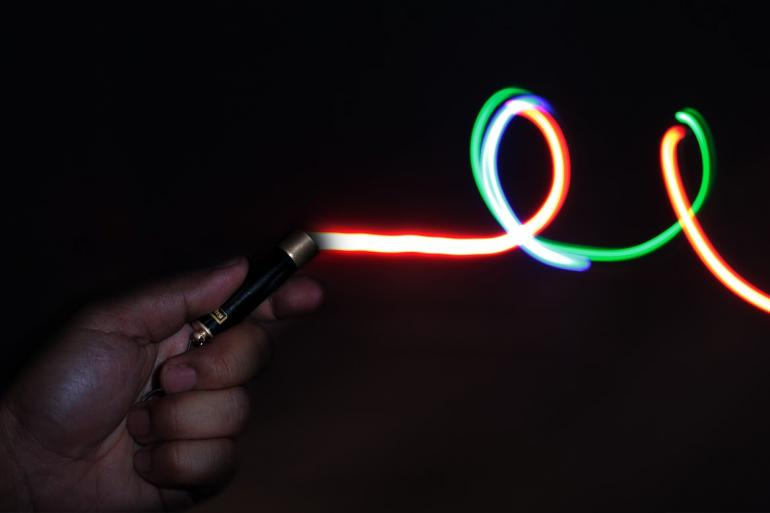 Lomography Light Painter: Gadget für Foto-Shoots im Dunkeln.