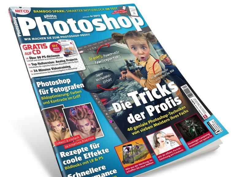 Die neue DigitalPHOTO Photoshop
