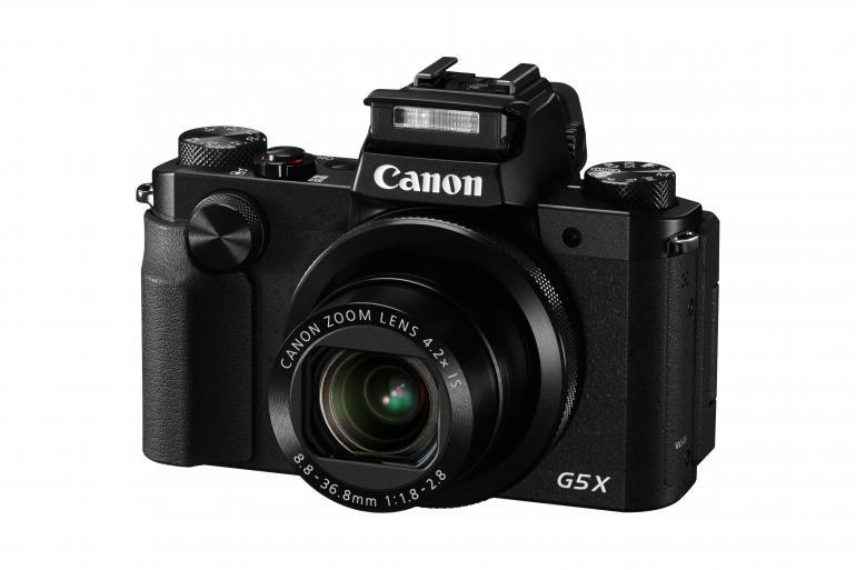 Die Powershot G5 X ist ab November für 749 Euro erhältlich.
