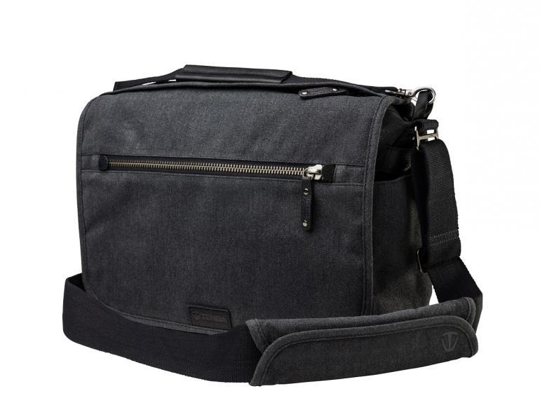 Die neuen Fototaschen von Tenba sind mit imprägniertem Pfirsich-Wachs-Canvas ausgestattet.