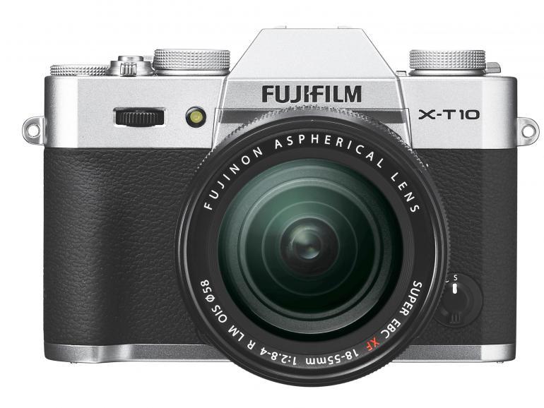 Kompakt, elegant, leistungsstark: Die Fujifilm X-T10 konnte im Lesertest zeigen, was in ihr steckt – mit Erfolg!