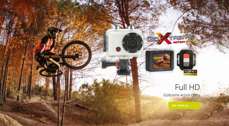 Neu auf der CES 2016: Die GoXtreme Action Cams