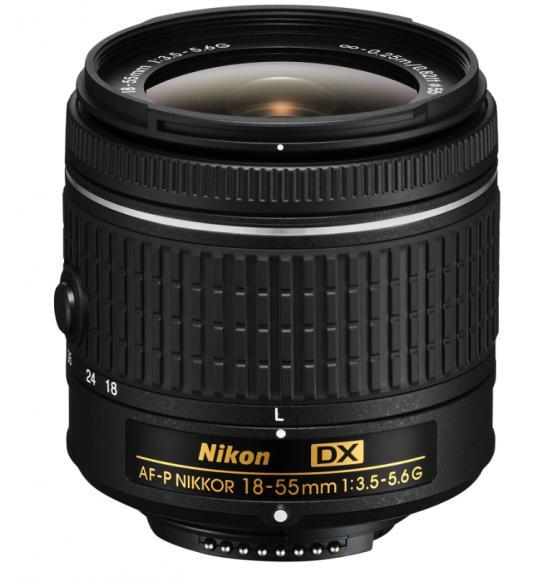 Das AF-P DX Nikkor 18–55 mm 1:3,5–5,6G soll 199,00 Euro kosten.