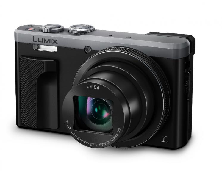Reisezoomkamera Nummer eins: Lumix DMC-TZ81