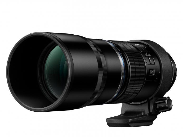 Das neue Teleobjektiv M.Zuiko Digital ED 300 mm 1:4.0 IS Pro von Olympus