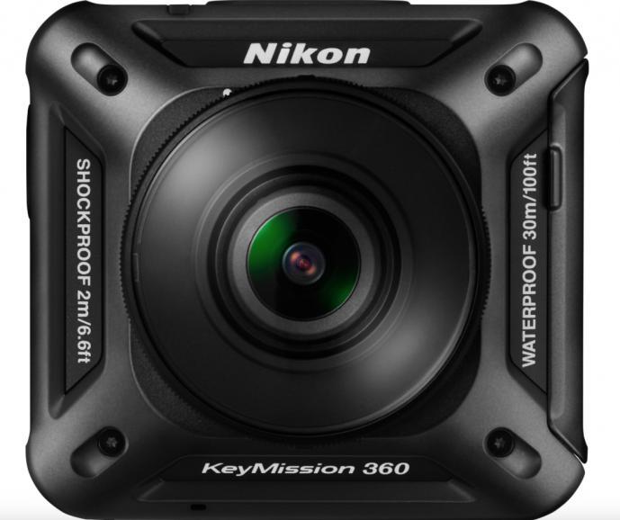 360-Grad-Video werden in 4K-UHD aufgenommen.