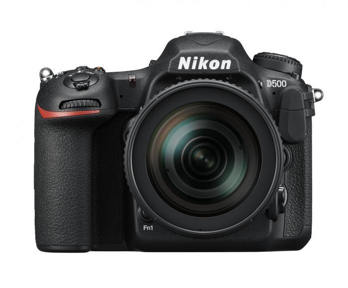 Die D500 hat sich einiges von dem neuen Nikon-Flaggschiff D5 abgeschaut, wie zum Beispiel die 153 AF-Messfelder und die 4K-Videofunktion.