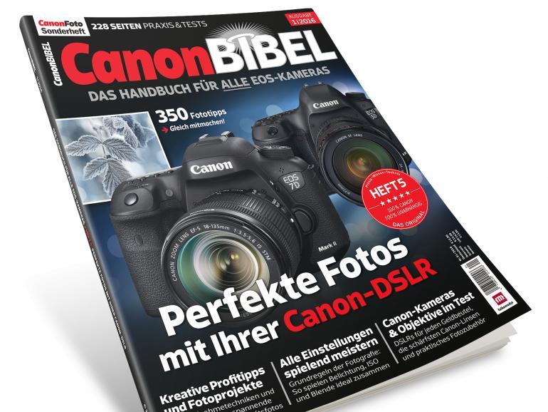 CanonBIBEL 1/2016 – Jetzt im Handel!