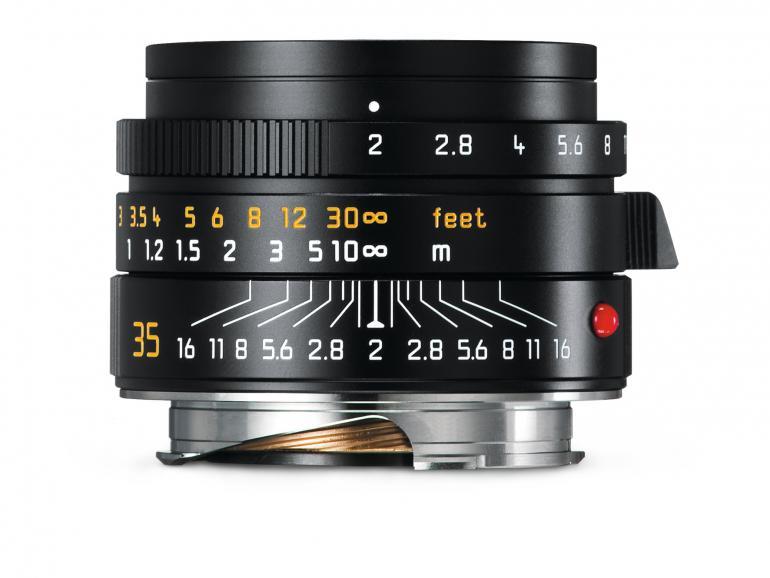 Die neue Version des Summicron-M 1:2/35 mm ASPH.