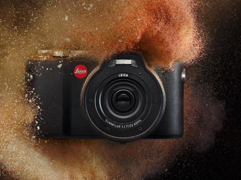 Die neue Leica X-U soll einiges aushalten. Sie ist bis 15 Meter wasserdicht und nimmt auch Full-HD-Videos auf.