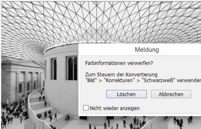 In 5 Schritten zum edlen Schwarzweiß-Foto