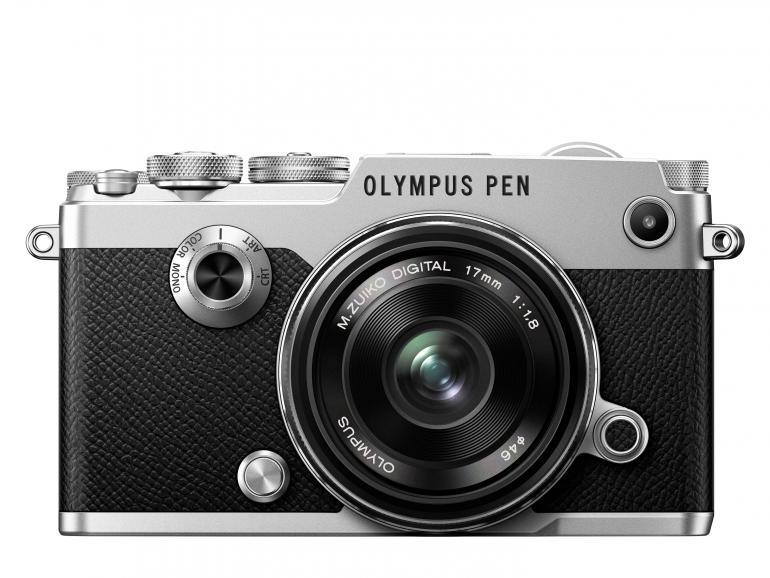 Die neue Kamera ist die bisher leistungsstärkste in der PEN-Reihe.