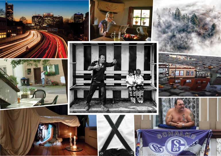 """Thema für den Photo+Adventure-Wettbewerb im Jahr 2015 war die """"Heimat"""". Hier einige Einreichungen."""