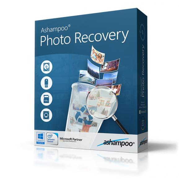 Ashampoo Photo Recovery soll verlorene Fotos wiederherstellen.