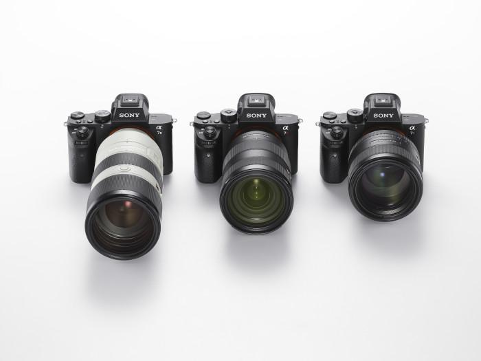 Unter dem Titel G-Master hat Sony eine ganz neue Marke angekündigt. Mit im Programm sind zwei Premium-Zoomobjektive und eine Festbrennweite.