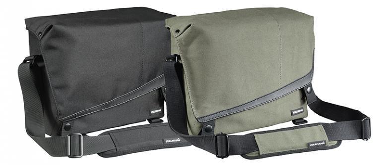 Kompakt oder großzügig: Zwei neue Fototaschen von Cullmann