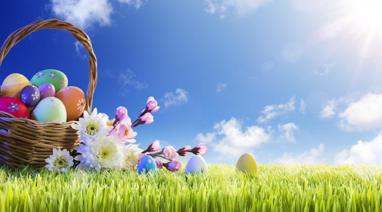 Last-Minute-Fotogeschenke zu Ostern