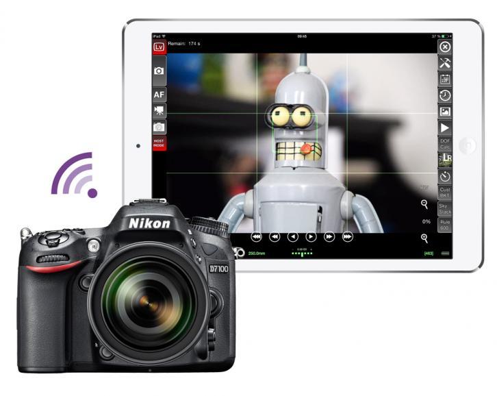 fernsteuern von wlan f hige kameras per app digitalphoto. Black Bedroom Furniture Sets. Home Design Ideas