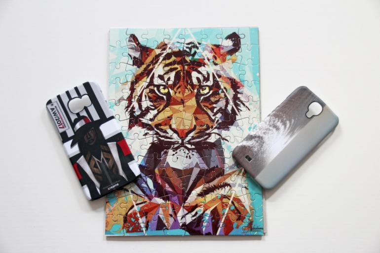 Mit eigenen Foto-Motiven bedruckte Produkte sind echte Unikate - und eine tolle Geschenkidee!