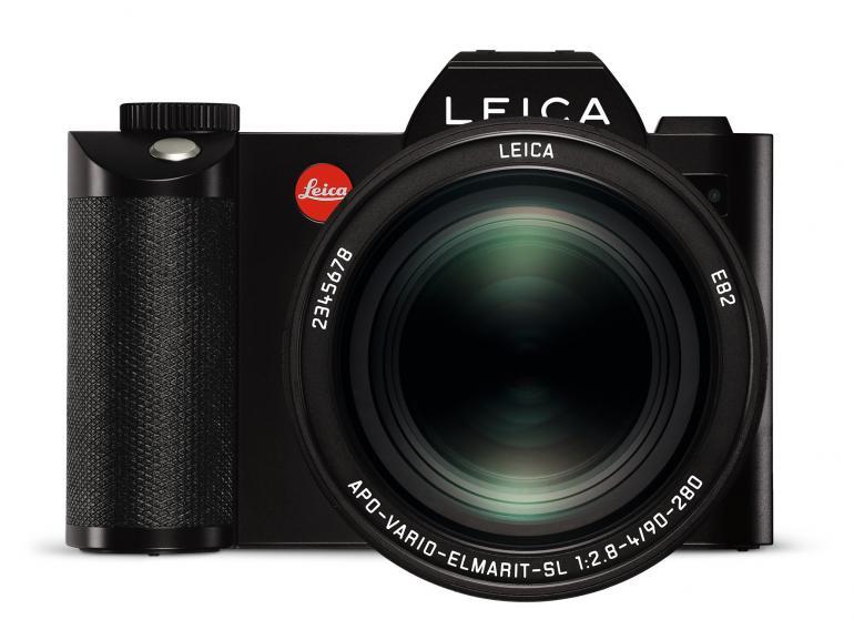 Zweites Firmware-Update für die Leica SL