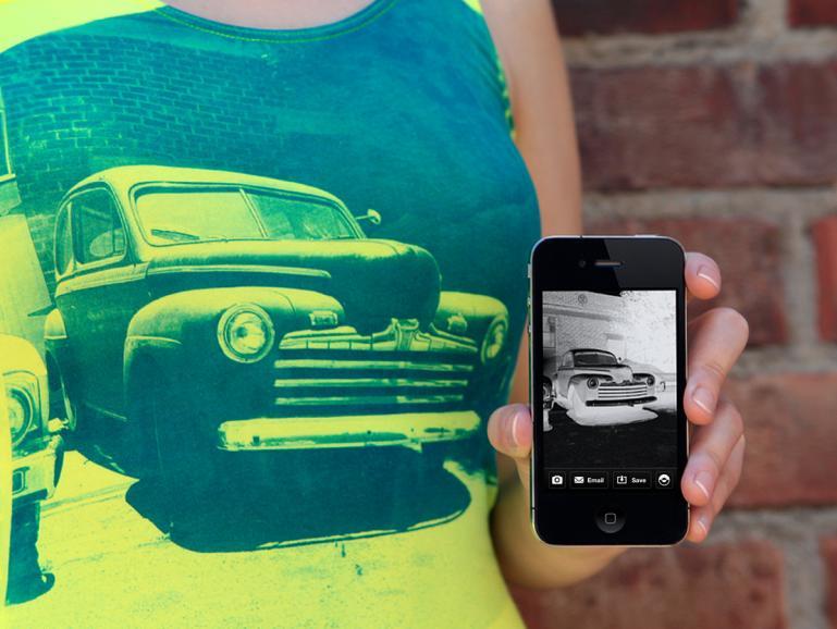 fotodruck stylishe t shirts in nur 4 schritten digitalphoto. Black Bedroom Furniture Sets. Home Design Ideas