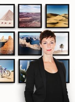 Annika Vonjahr: Regional-Sales-Managerin der WhiteWall Stores.