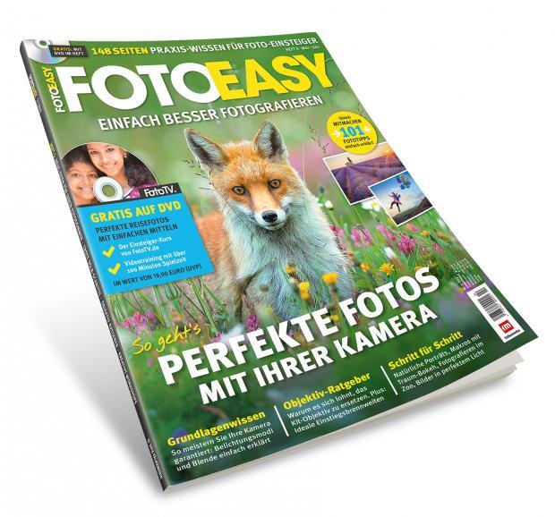 Die neue FotoEASY, Ausgabe 1/2016 – ab jetzt im Handel!