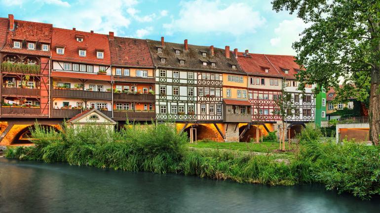 Reiseziele für Fotografen: Die schönsten Brücken Deutschlands