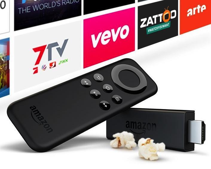 Amazons Fire TV gibt es seit 2015 in Deutschland.