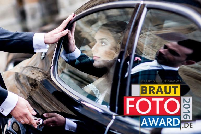 Braut Foto Award 2016: Die Nominierungen stehen fest.