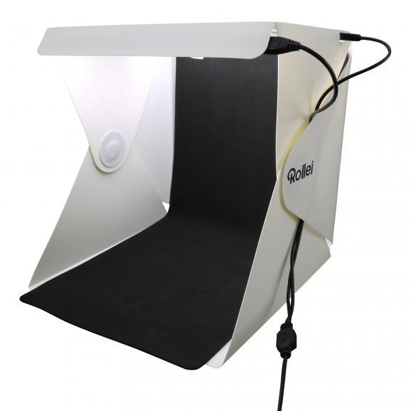 Kleines Lichtzelt für Produktfotos