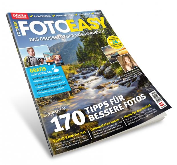 Die neue FotoEASY, Ausgabe 3/2016 – ab jetzt im Handel!