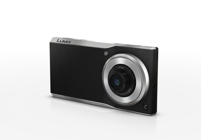 Die CM-1 konnte dank Leica-Optik vor zwei Jahren internationales Aufsehen erregen.