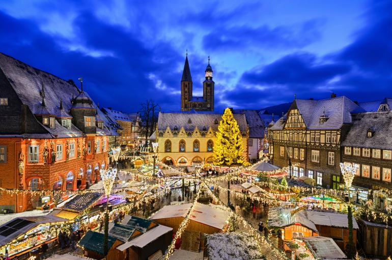 Reiseziele für Fotografen: Die schönsten Weihnachtsmärkte Deutschlands