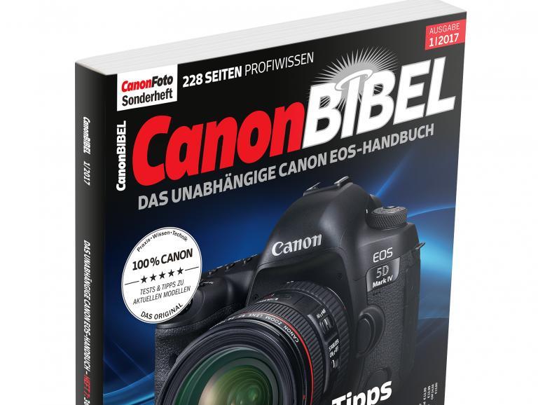 Die neue Ausgabe der CanonBIBEL 1/2017 –Jetzt im Handel!