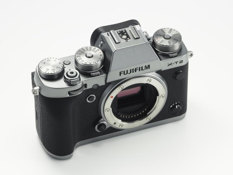 Die Systemkamera Fujifilm X-T2 und die X-Pro2 im neuen Look