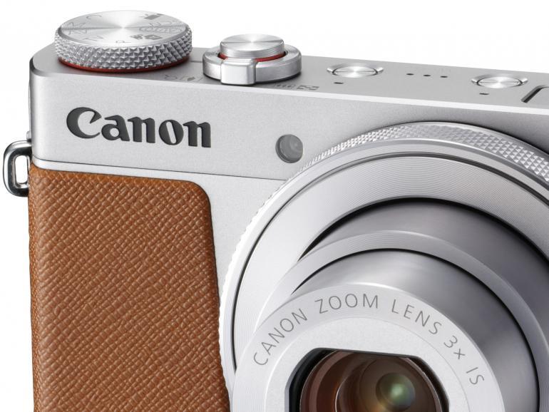 Die neue Canon PowerShot G9 X Mark II