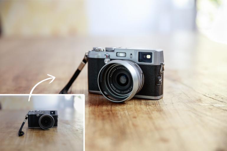 Produktfotos leicht gemacht: Objekte inszenieren