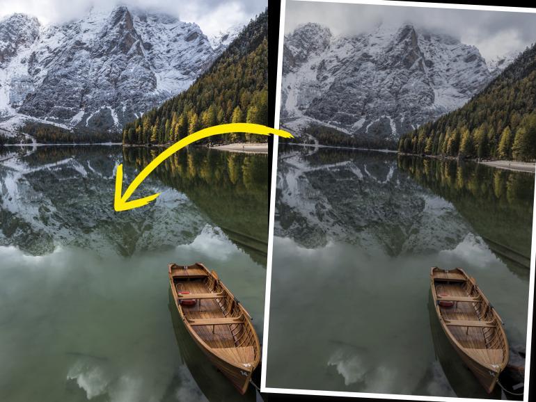 Im Gegensatz zu einem JPEG bleibt eine RAW-Datei unberührt von kamerainternen Bearbeitungen, so dass man das finale Bildergebnis in der Nachbearbeitung deutlich stärker beeinflussen kann.